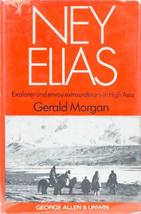 Ney Elias. Gerald Morgan
