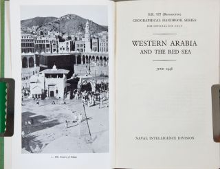 Western Arabia and the Red Sea