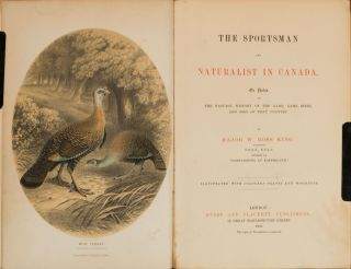 The Sportsman and Naturalist in Canada