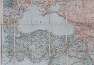 Asia Minor, Caucasus and Black Sea