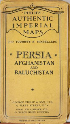 Persia, Afghanistan and Beluchistan