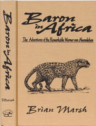Baron in Africa. Brian Marsh.