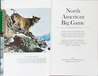 North American Big Game 1971