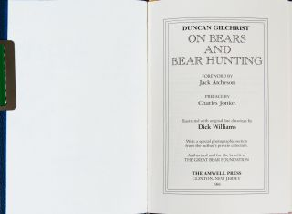On Bears and Bear Hunting