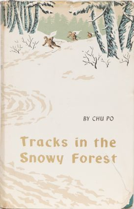 Tracks in the Snowy Forest. Chu Po.