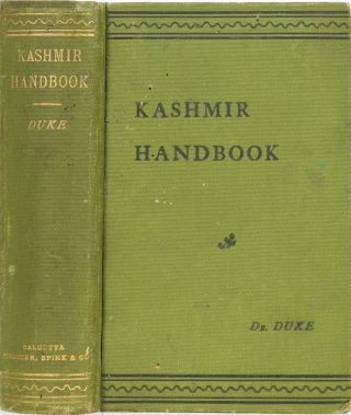 Kashmir and Jammu. J. Duke