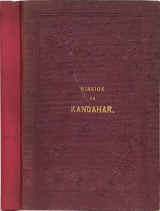 The Mission to Kandahar. H. Lumsden.
