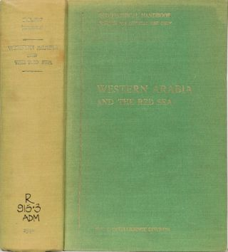 Western Arabia and the Red Sea. Naval Intelligence Division.