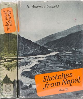 Sketches from Nepal