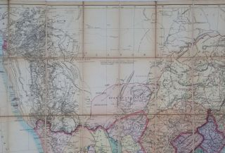 Juta's Map of South Africa