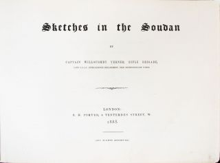 Sketches in the Soudan