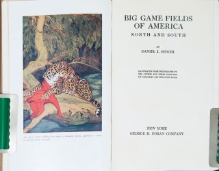 Big Game Fields of America North and South