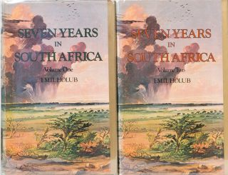 Seven Years in South Africa