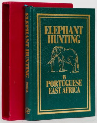 Elephant Hunting in Portuguese East Africa. J. Pardal.