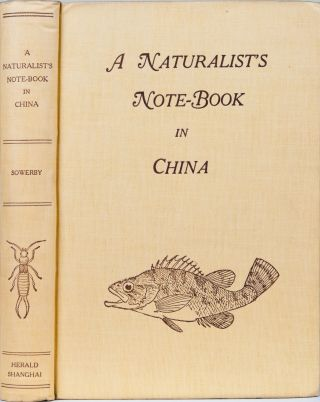 A Naturalist's Note-Book in China