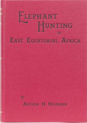 Elephant Hunting in East Equatorial Africa