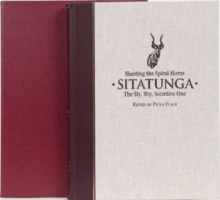 Hunting the Spiral Horns - Sitatunga. Peter Flack.