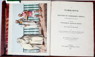 Narrative of Travels in Northern Africa