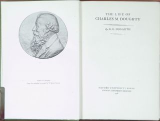 The Life of Charles M Doughty