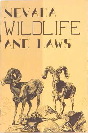 Nevada Wildlife and Laws. State of Nevada