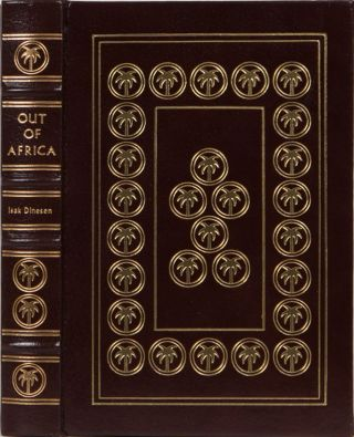 Out of Africa. Isak Dinesen