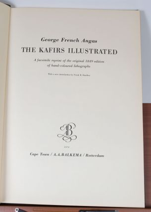 The Kaffirs Illustrated