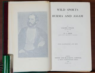 Wild Sports of Burma and Assam