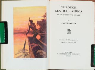 Through Central Africa from Coast to Coast