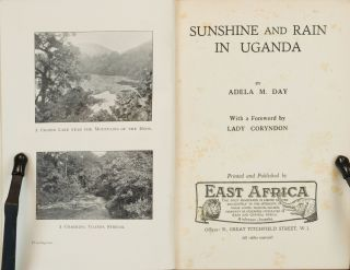 Sunshine and Rain in Uganda