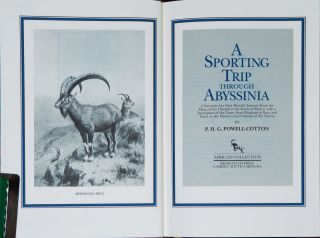 A Sporting Trip Through Abyssinia