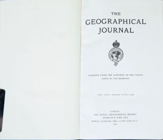 The Geographical Journal