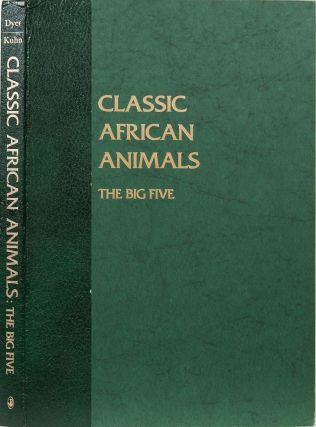 Classic African Animals The Big Five