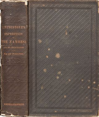 Narrative of an Edpedition to the Zambesi. David and Charles Livingstone.