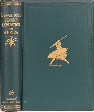 A PopularAccount of Dr. Livingstone's Expedition to the Zambesi and iys tributaries. David Livingstone.