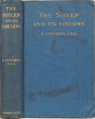 The Sheep and Its Cousins. Richard Lydekker