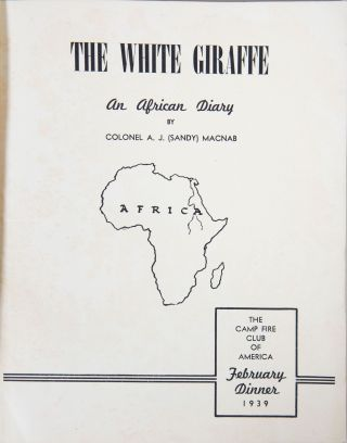 The White Giraffe