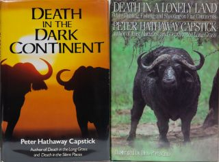 Death in the Dark Continent, Death in a Lonely Land, The African Adventurers, Maneaters