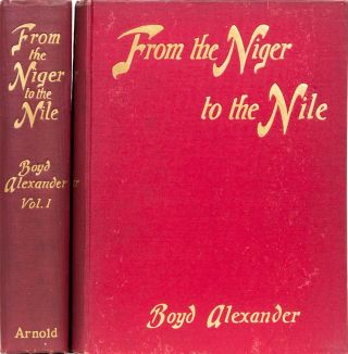 From the Niger to the Nile