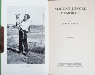African Jungle Memories