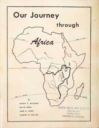 Our Journey Through Africa. H. Baldwin