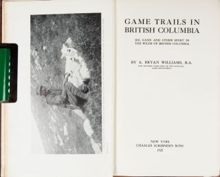 Game Trails in British Columbia