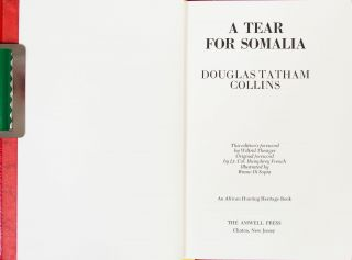 A Tear for Somalia and Another Tear for Africa