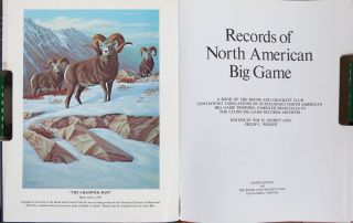 Records of North American Big Game 8th edition 1981