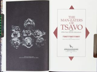 The Man-Eaters of Tsavo