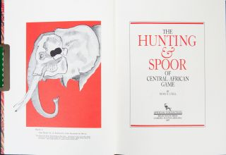 The Hunting and Spoor of Central African Game