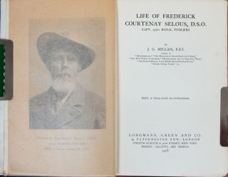 Life of Frederick Courtenay Selous D S O
