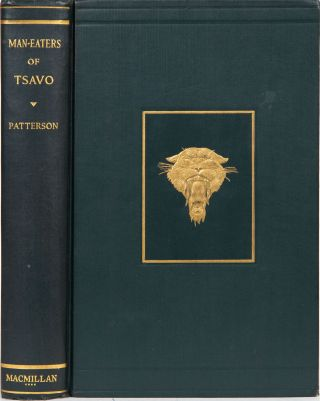 The Man-eaters of Tsavo. J. H. Patterson