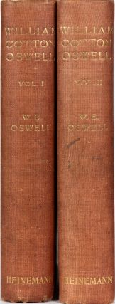 William Cotton Oswell Hunter and Explorer. WC Oswell