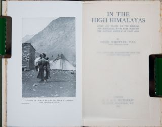In the High Himalayas