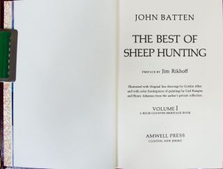 The Best of Sheep Hunting